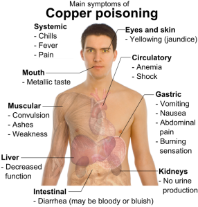 Copper poisoning